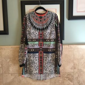 Clover Canyon iconic tunic/dress